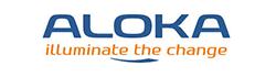 Aloka Logo