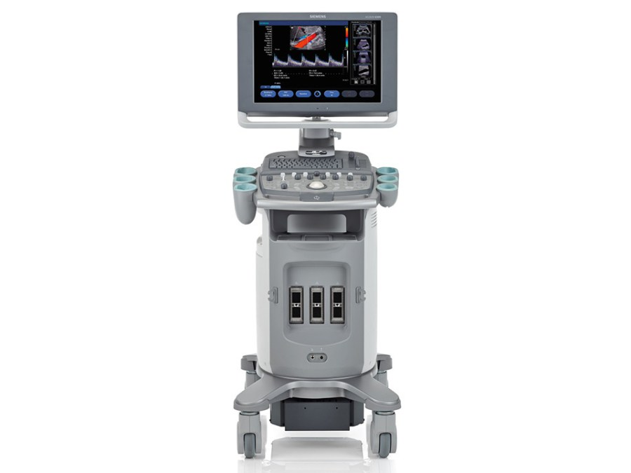 Siemens X300 PE Ultrasound Machine