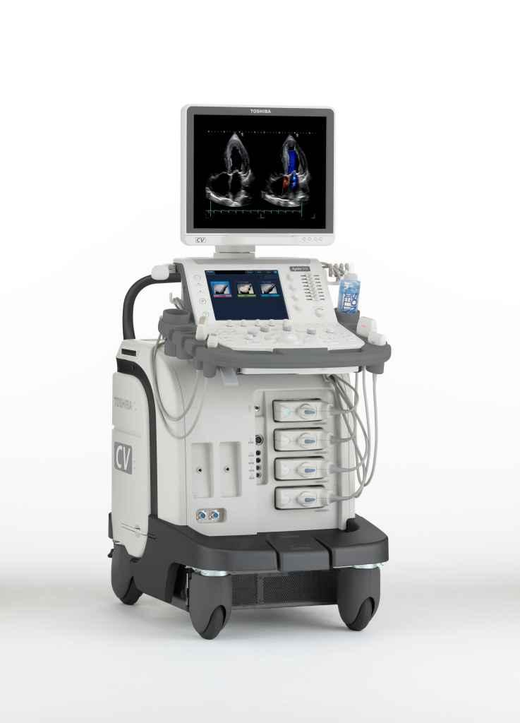 Toshiba Aplio 500 Ultrasound System