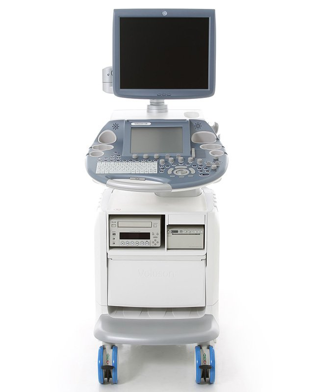 GE Voluson E8 4D Ultrasound Machine