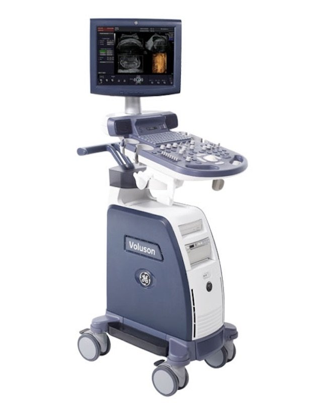 GE Voluson P8 Ultrasound Machine