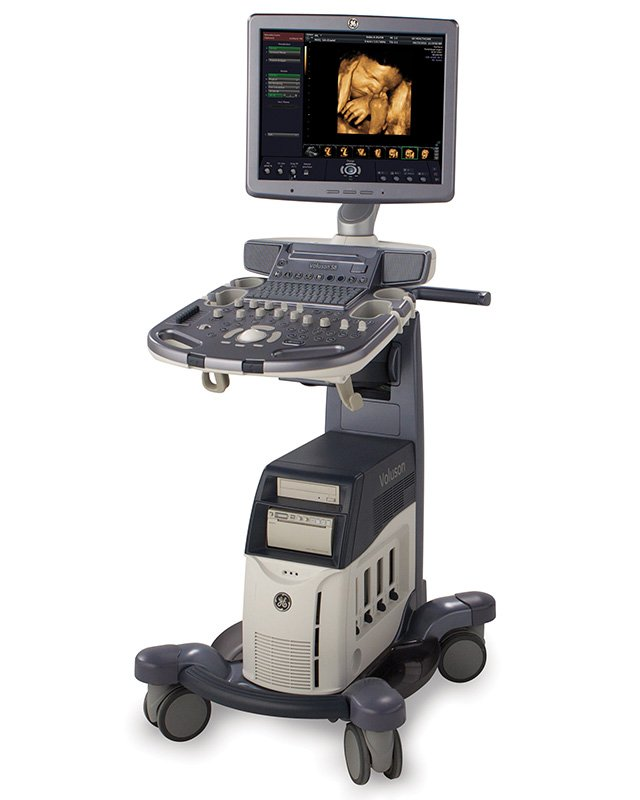 GE Voluson S8 4D Ultrasound Machine