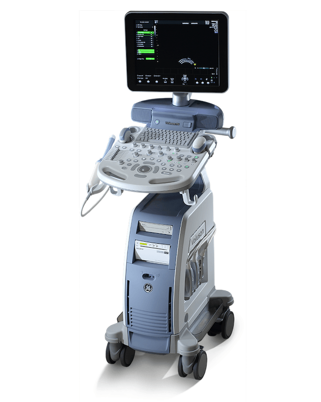 GE Voluson P6 Ultrasound Machine