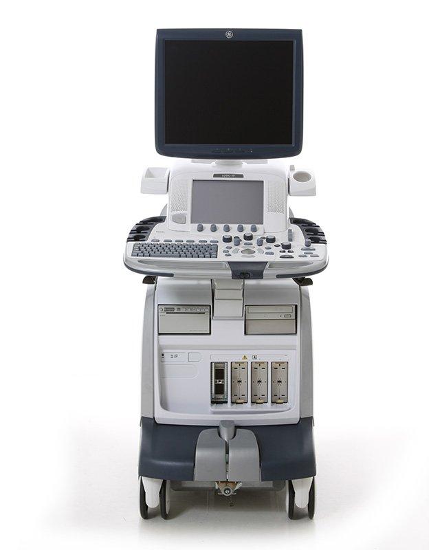 GE Logiq E9 Ultrasound Machine