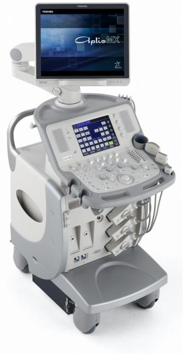Toshiba Aplio MX Ultrasound System