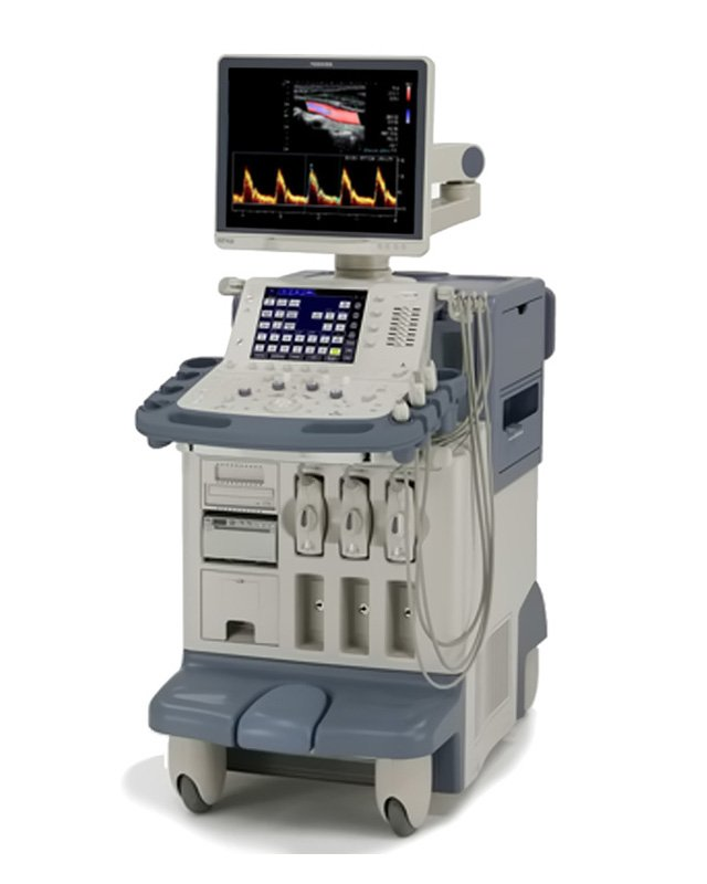 Toshiba Aplio XG Ultrasound System