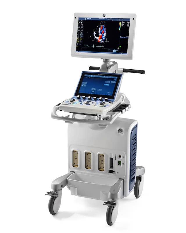 GE Vivid S60 Ultrasound Machine