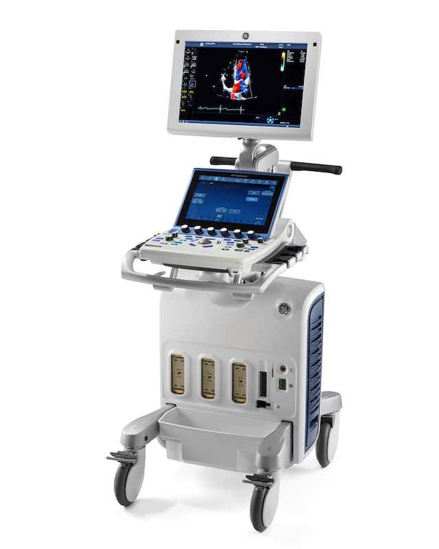 GE Vivid S70 Ultrasound machine