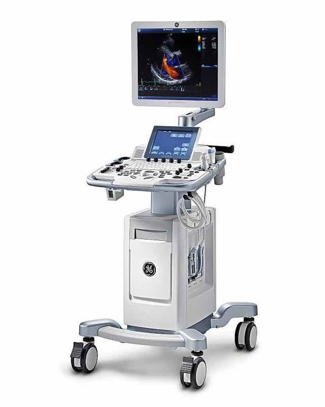 GE Vivid T8 Ultrasound Machine