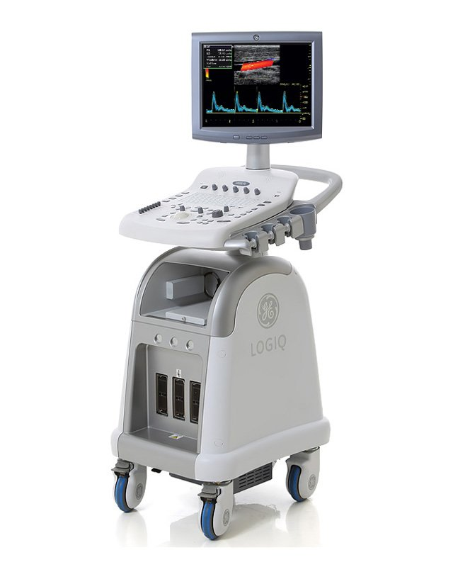GE Logiq P3 Ultrasound Machine