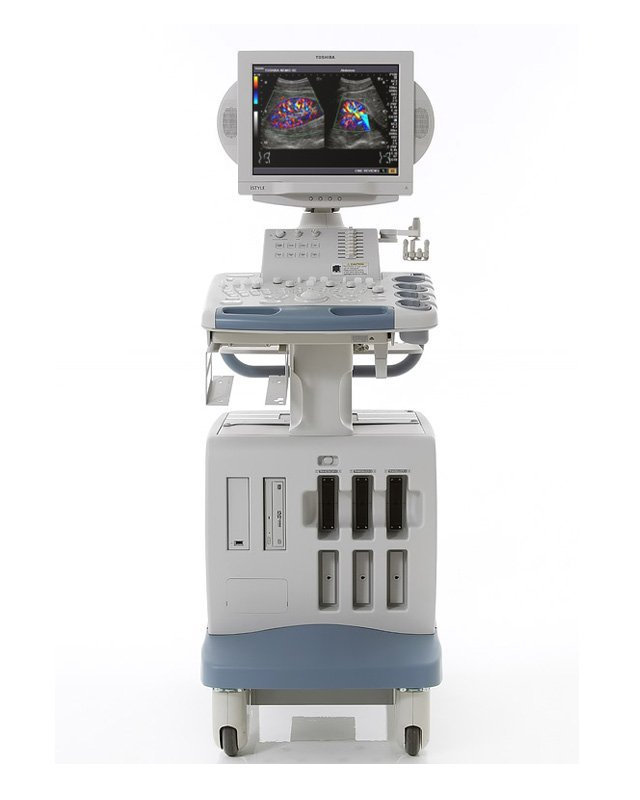 Toshiba Nemio XG Ultrasound System