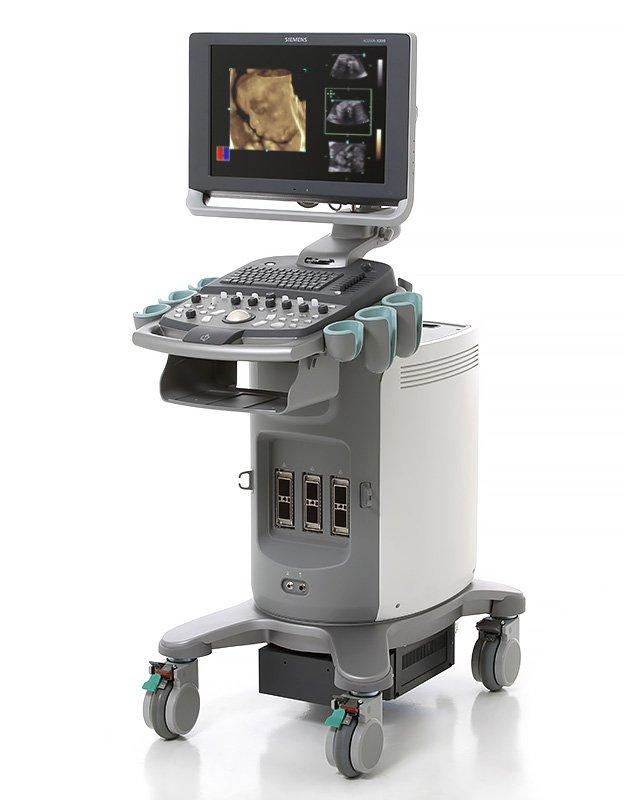 Siemens X300 PE Ultrasound Machine