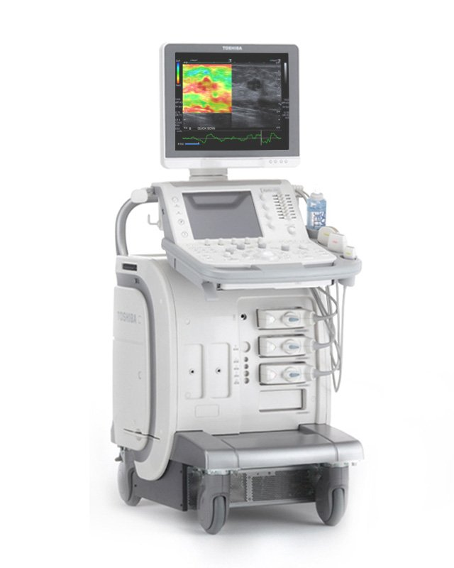 Toshiba Aplio 300 Ultrasound System
